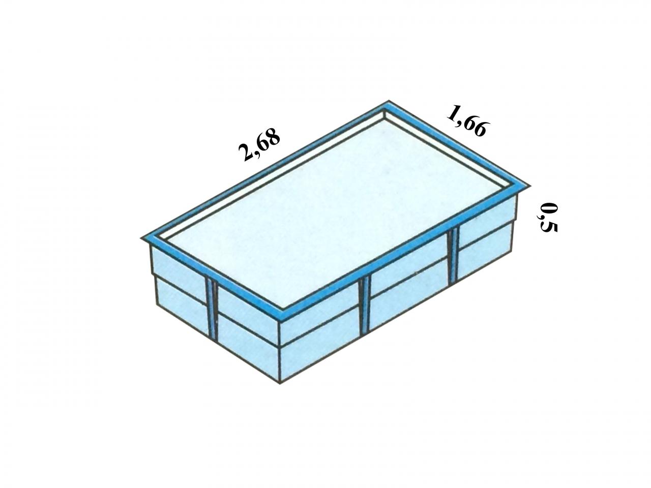 Shini Industria E Comercio De Plasticos Ltda Piscina De 2000 Litros